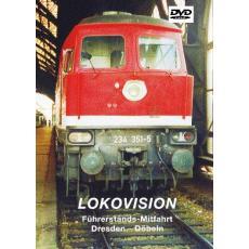 Desti EV156 LOKOVISION CLASSIC Von Dresden nach Döbeln