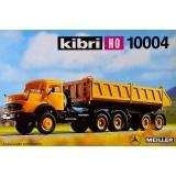 Kibri 10004 Bausatz 1:87 MB Rundhauber mit Meilerkipper