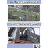 Dampfbahn Fränkische Schweiz - Führerstandsmitfahrt V36 123