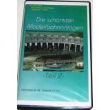 AC55 VHS Video Die schönsten Modellbahn-Anlagen / Teil 2