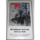 Desti EV057 VHS Video Mit Volldampf durch den Thüringer Wald