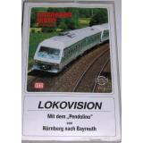 Desti EV071 VHS Video LOKOVISION Nürnberg-Bayreuth