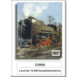 Desti EV026 China - Land der 10.000 Dampflokomotiven