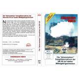 Desti EV079 Die bärenstarken Dampflokomotiven der BR 95 auf steilen Mittelgebirgsstrecken *