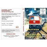 Desti EV141 LOKOVISION Fahrt über den Thüringer Wald *