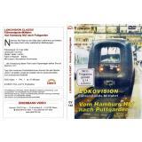 Desti EV146 LOKOVISION CLASSIC Von Hamburg Hbf nach Puttgarden *