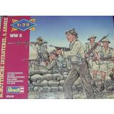 Revell 02610 Schottische Infanterie M1:35