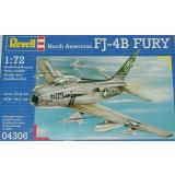 Revell 04306 North American FJ-4B Fury M1:72